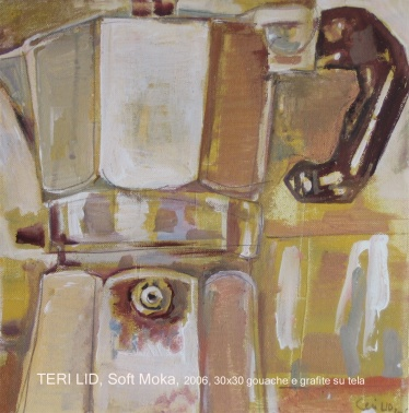 Teri Lid caffettiera beige colors soft moka 2006