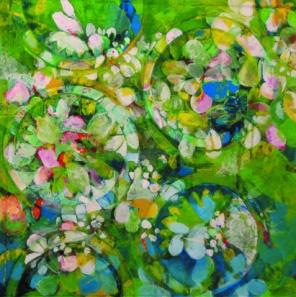 6  fiori verdi