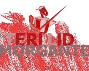 Teri Lid coffee pot illustration maria teresa santinato  caffettiera cavaliere chanson de geste  illo Morgante