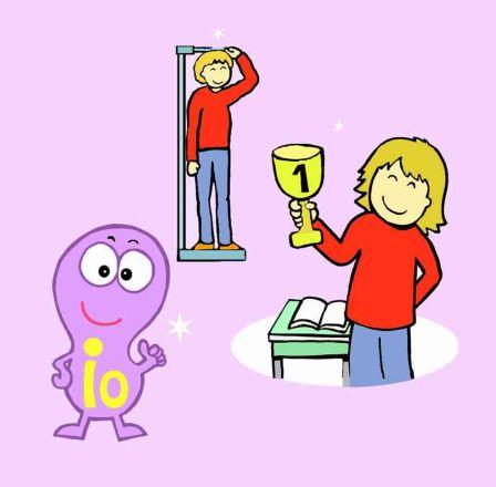 Iodio ti aiuta a crescere alto e intelligente-immagine