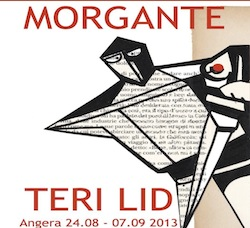 Teri Lid MORGANTE Pulci illustration terilid coffee pot caffettiera Angera