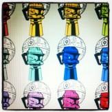 Star Wars stormtrooper rainbow illustration Teri Lid