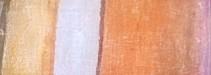 palette orange tele gesso di Bologna e colla di coniglio by Teri Lid