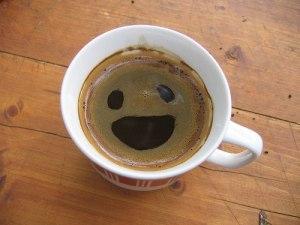 caffè smile sorriso tazza di caffè