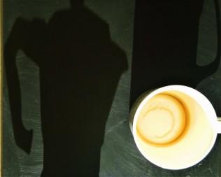 Mystic wednesday Teri Lid ground coffee reading