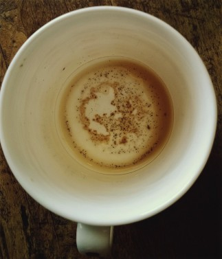 lettura fondi di caffè caffeomanzia semiseria ironica blog Teri Lid papera