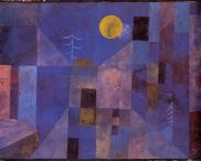 paul klee blue night teri lid blog site pinterest board